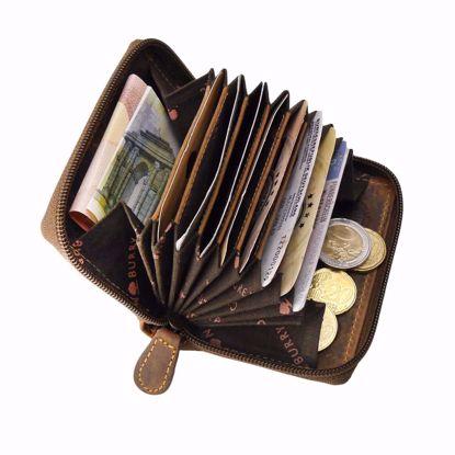 Bild von Vintage RV Kreditkarten Börse RFID