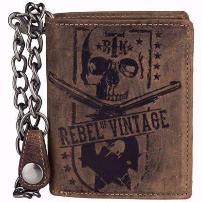 Bild von Vintage Rebel -- Skull Kombibörse