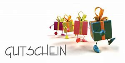 Bild von Geschenkgutschein 10€