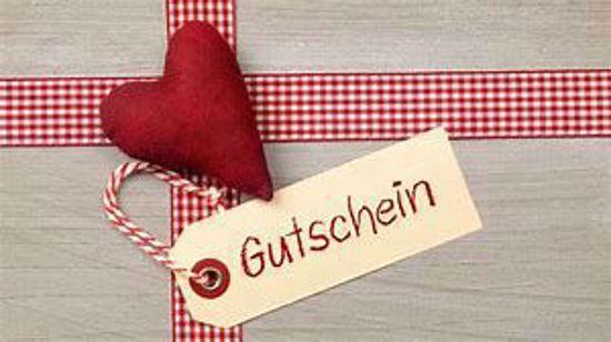 Bild von Geschenkgutschein 50€