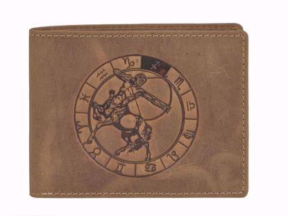 Bild von Vintage Geldbörse Schütze