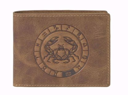 Bild von Vintage Geldbörse Krebs