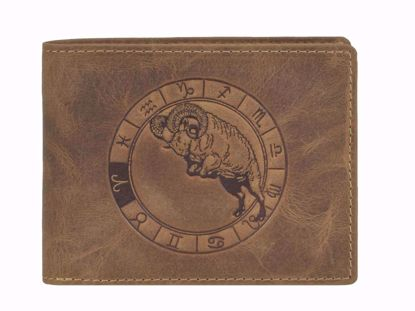 Bild von Vintage Geldbörse Widder