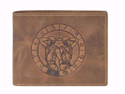 Bild von Vintage Geldbörse Zwillinge